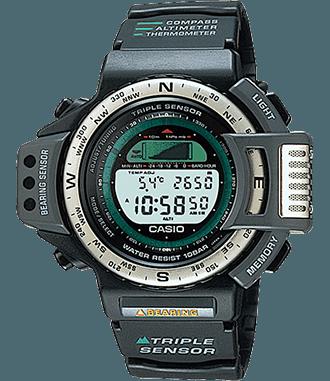 History | PRO TREK - Mens Watches - CASIO