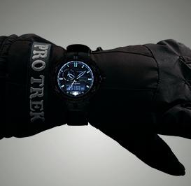 Prg 600 650 Series Pro Trek Mens Watches Casio